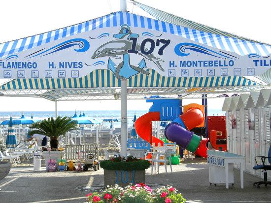 spiaggia 107